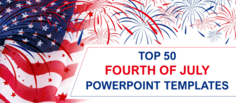 Top 50 July 4 PowerPoint Templates to Wish America Happy Birthday!