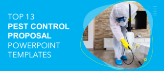 13 Ready-to-Use Pest Control Proposal PowerPoint Templates to Create a Professional Presentation