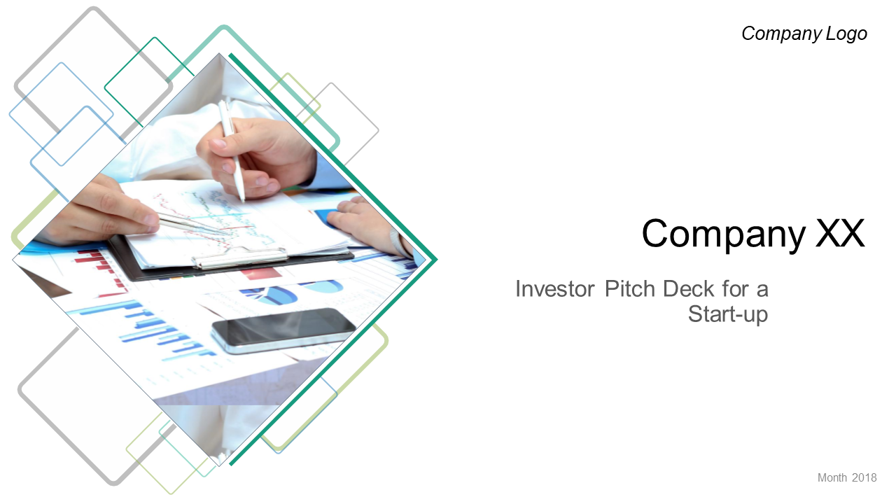 Investor Pitch Deck For A Start Up