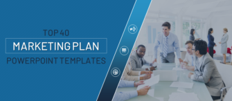 Write your Own Marketing Plan with these Top 40 Marketing Plan PowerPoint Templates!