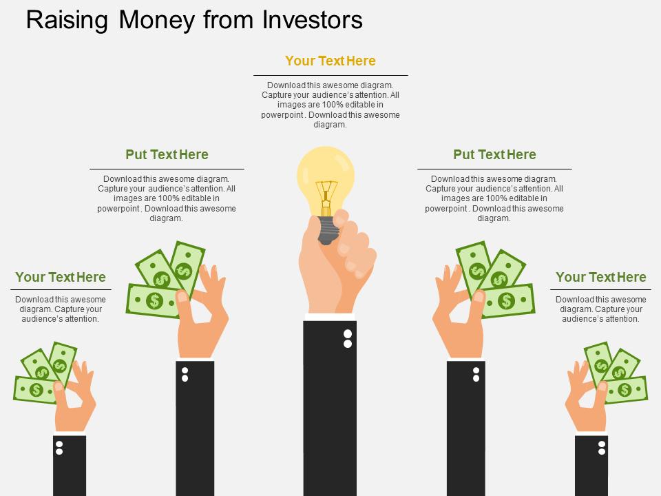 Money Finance Free PowerPoint Template