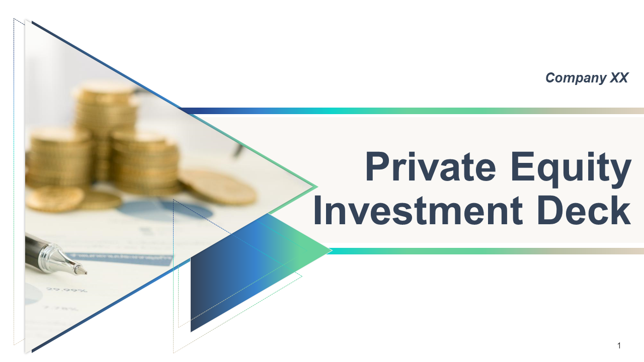 Private Equity Investment Deck