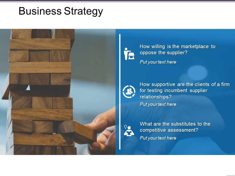Strategy Free PowerPoint Template