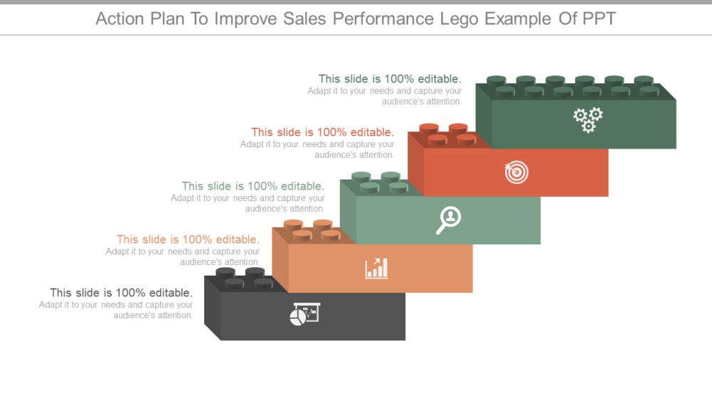 Action Plan to Improve Sales By Lego