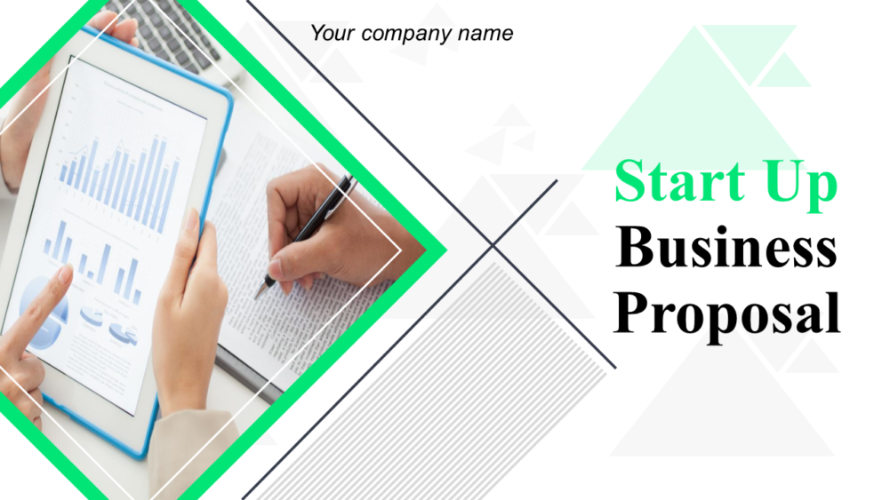 Start Up Business Proposal