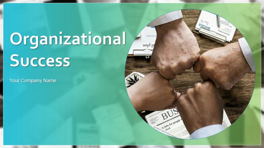 Organizational Success