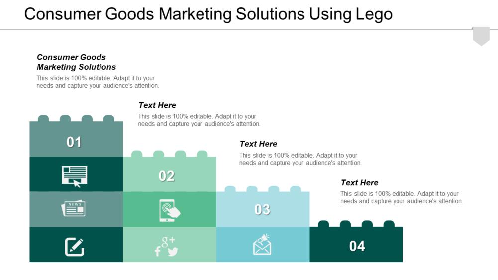 Consumer Goods Marketing Solutions