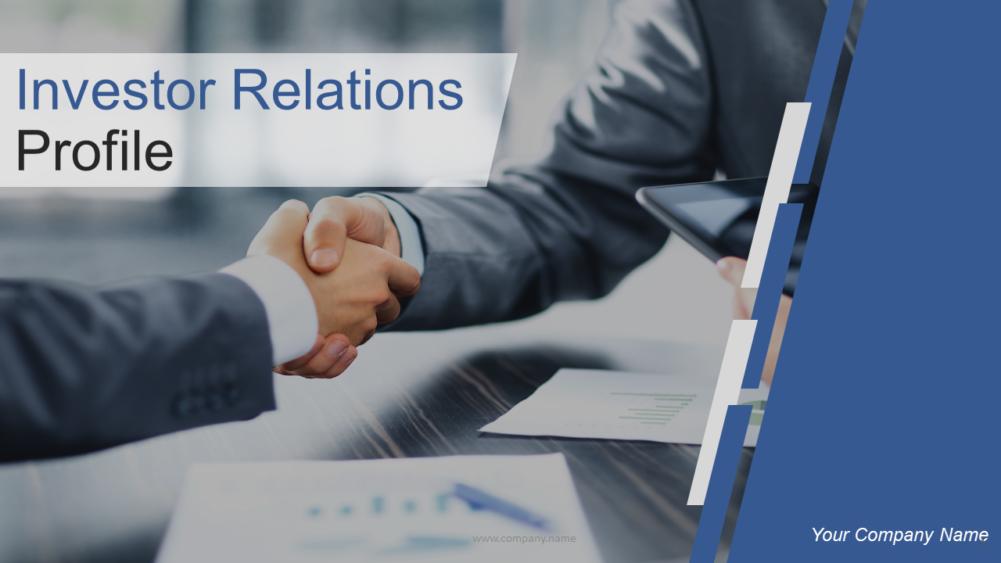Investor Relations Profile
