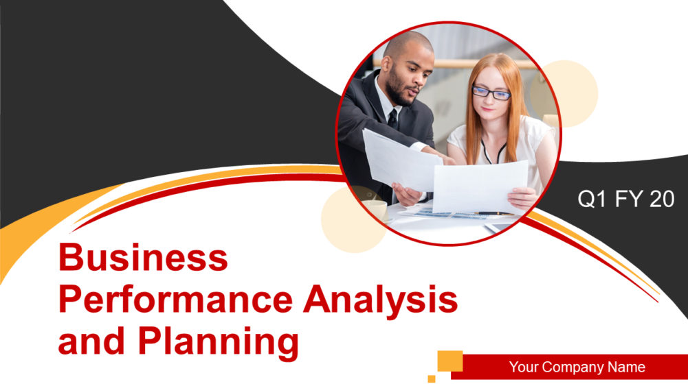 Business Performance Analysis And Planning