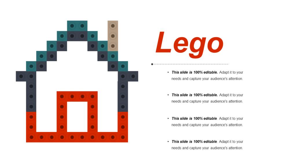 Lego PPT Model
