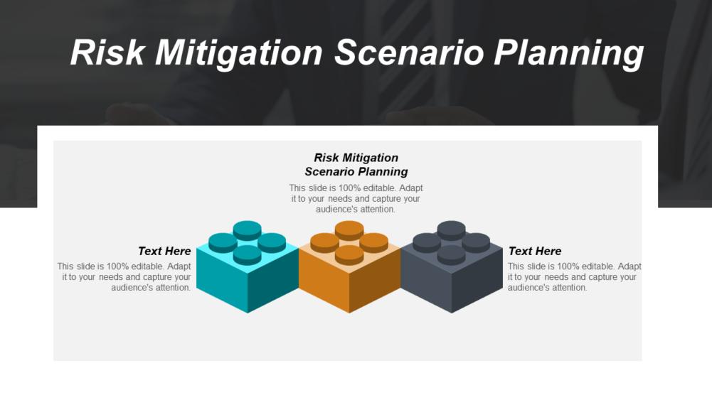 Risk Mitigation Scenario Planning