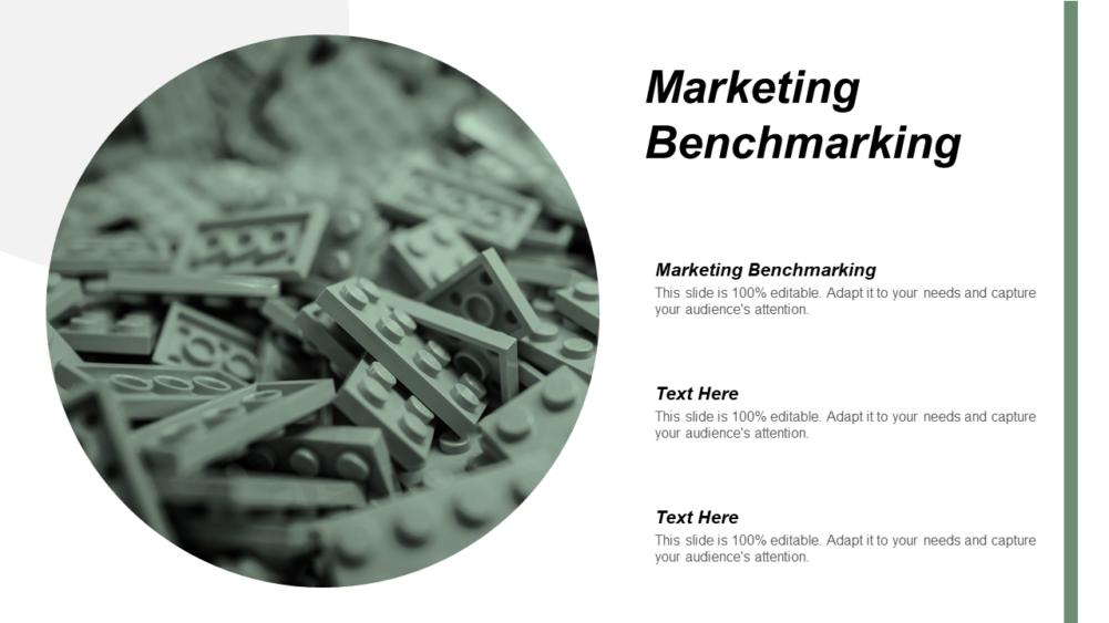 Marketing Benchmarking