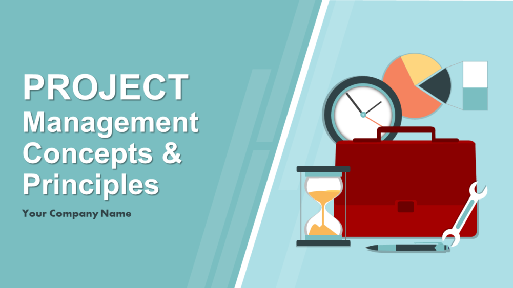 Project Management Concepts And Principles