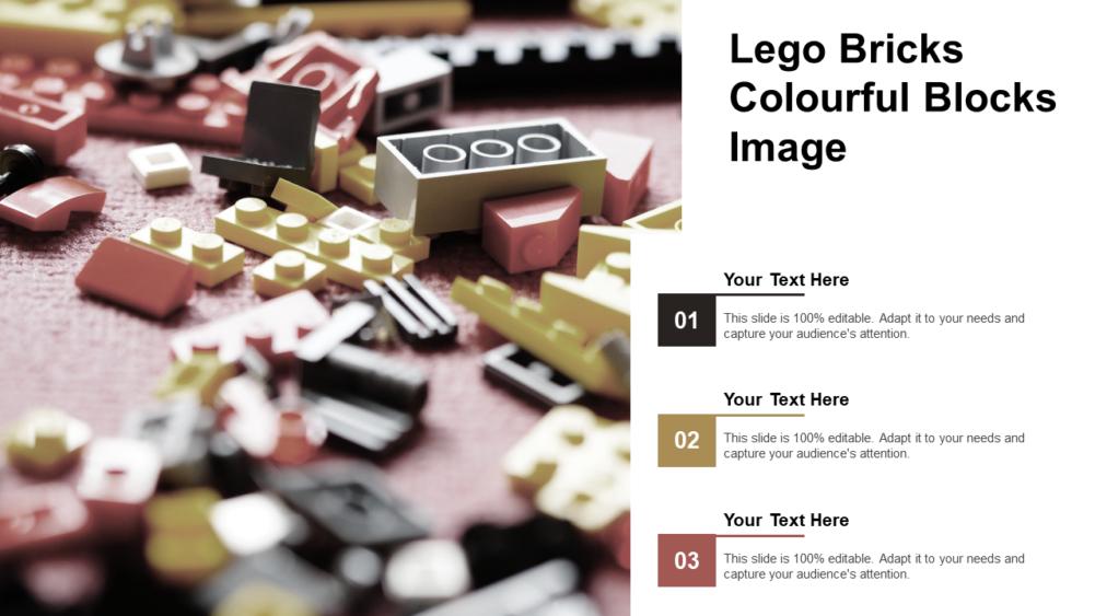 Lego Bricks Colourful Blocks