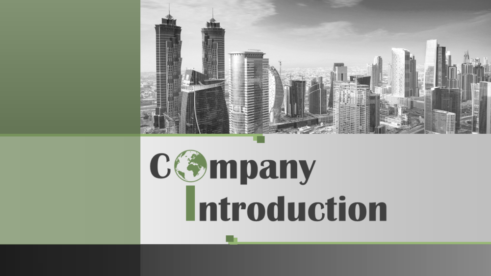 About Our Company Introduction Profile
