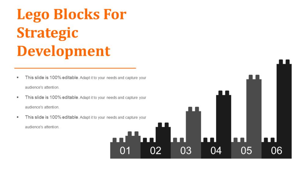 Lego Block For Strategic Development