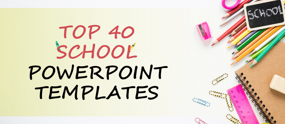 Top 40 School Powerpoint Templates For Teachers And Students The Slideteam Blog