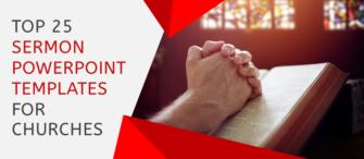 Top 25 Sermon PowerPoint Templates for Pastors