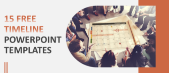 Top 15 Free Timeline PowerPoint Templates Designed by Professionals