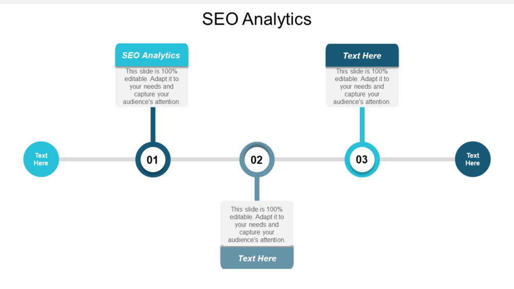 SEO Analytics Free PPT Powerpoint Presentation Infographic Template Template