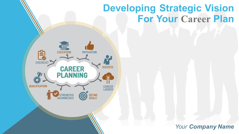 Developing Strategic Vision For Your Career Plan Powerpoint