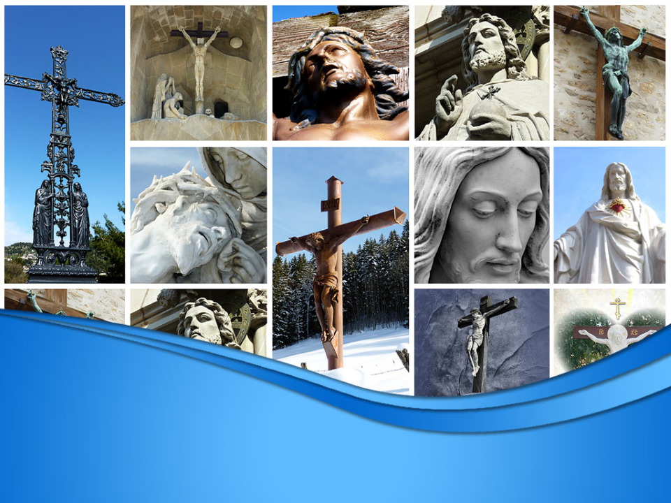 Jesus Religion PowerPoint Backgrounds