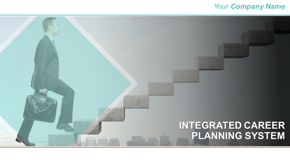 Integrated Career Planning System Powerpoint