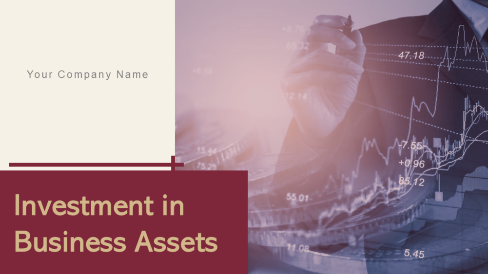 Investment In Business Assets