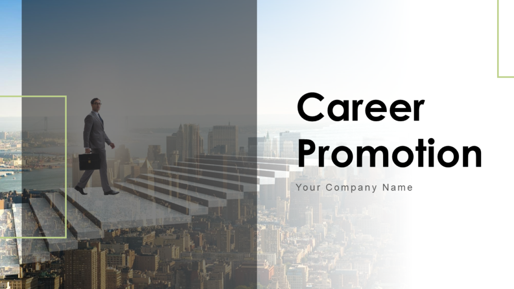 Career Promotion Powerpoint