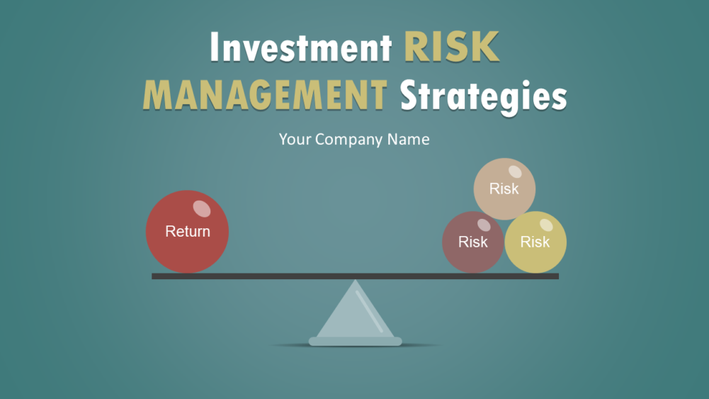 Investment Risk Management Strategies