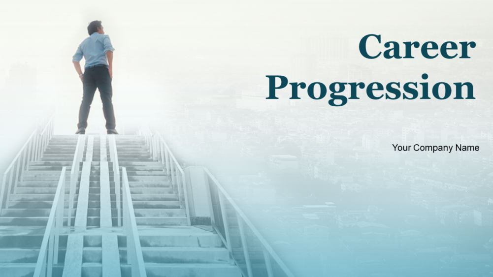 Career Progression Powerpoint Presentation