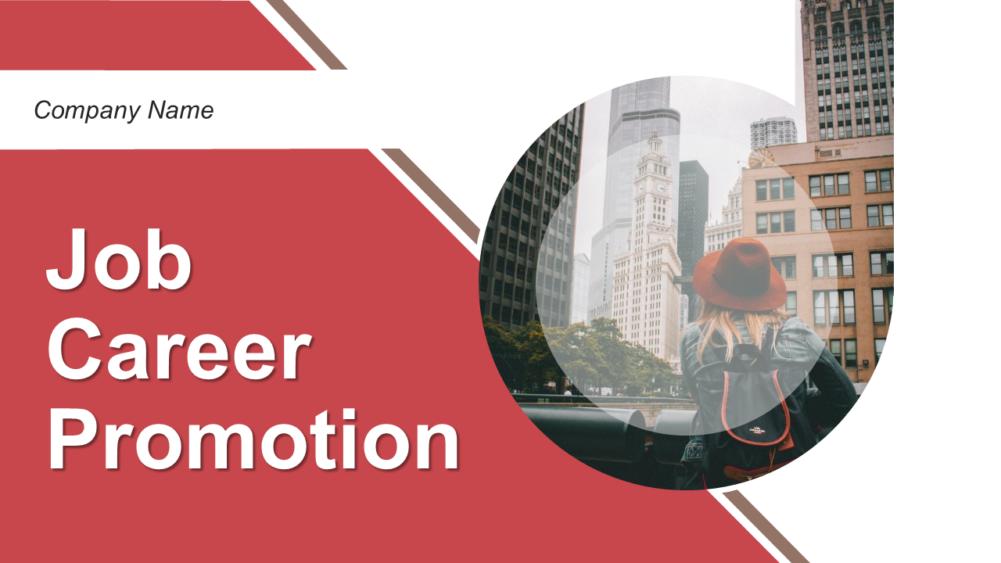 Job Career Promotion Powerpoint