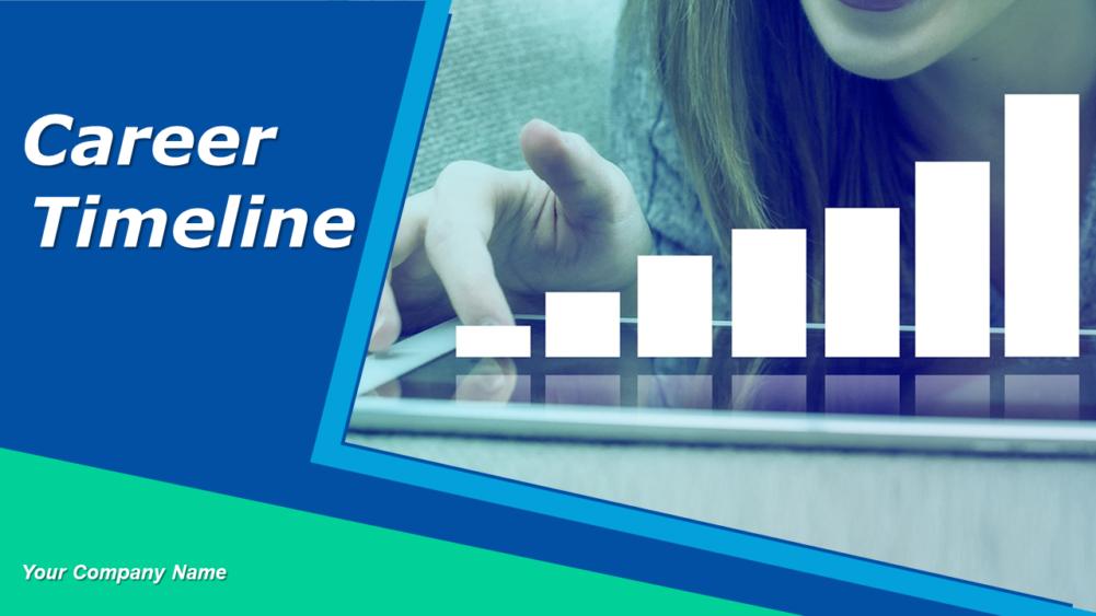 Career Timeline Powerpoint Presentation