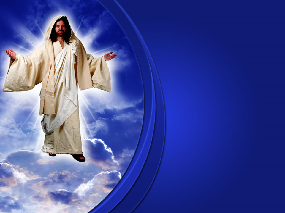 Jesus Christ Religion PowerPoint Template