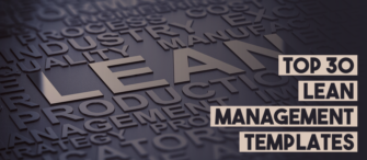 Top 30 Lean Management Templates to Apply to Your Workplace