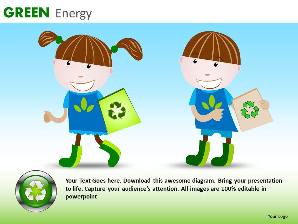 Green Energy Powerpoint Presentation