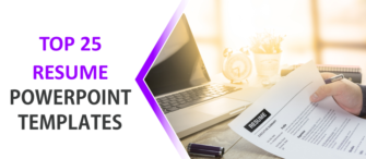 Top 25 Resume Templates for PowerPoint to Showcase your Skills and Experience!