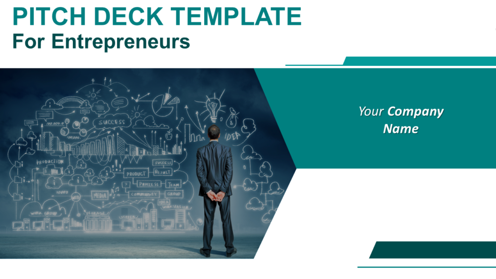 Pitch Deck Template For Entrepreneurs