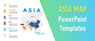 20 Best Asia Map PowerPoint Templates Used by Every Industry!