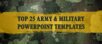 Top 25 Army & Military PowerPoint Templates to Honor Our Heroes