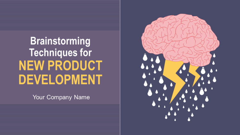 Brainstorming Techniques For New Product Development
