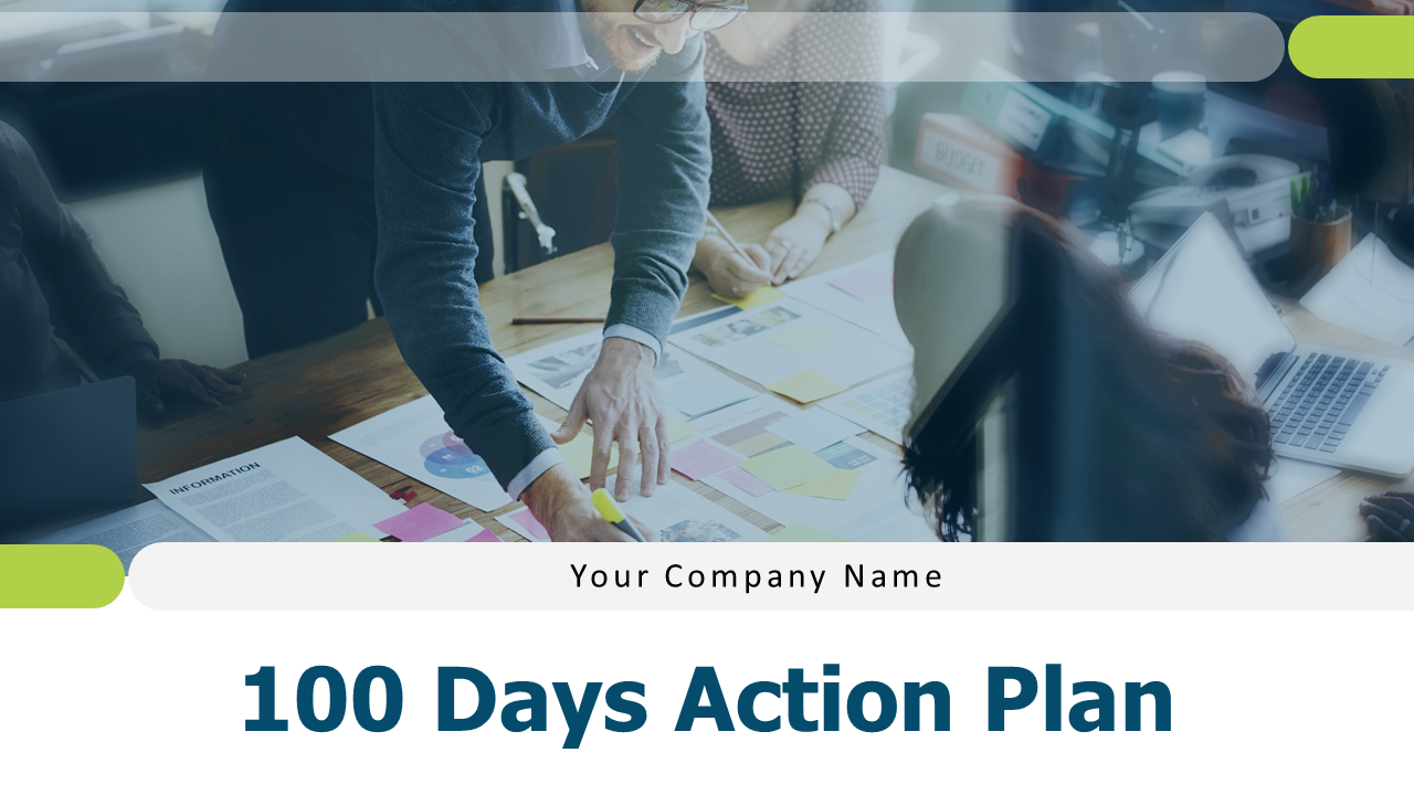 100 Days Action Plan Opportunity Assessment