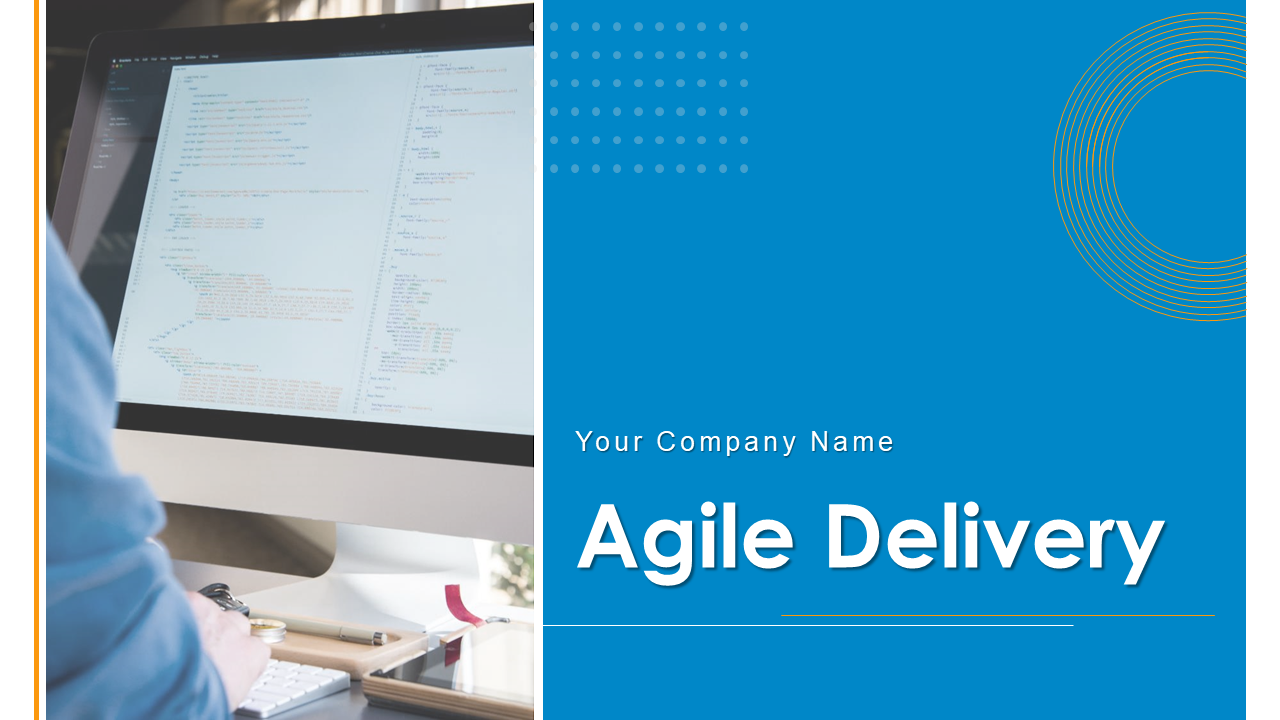 Agile Delivery PowerPoint Presentation Slides