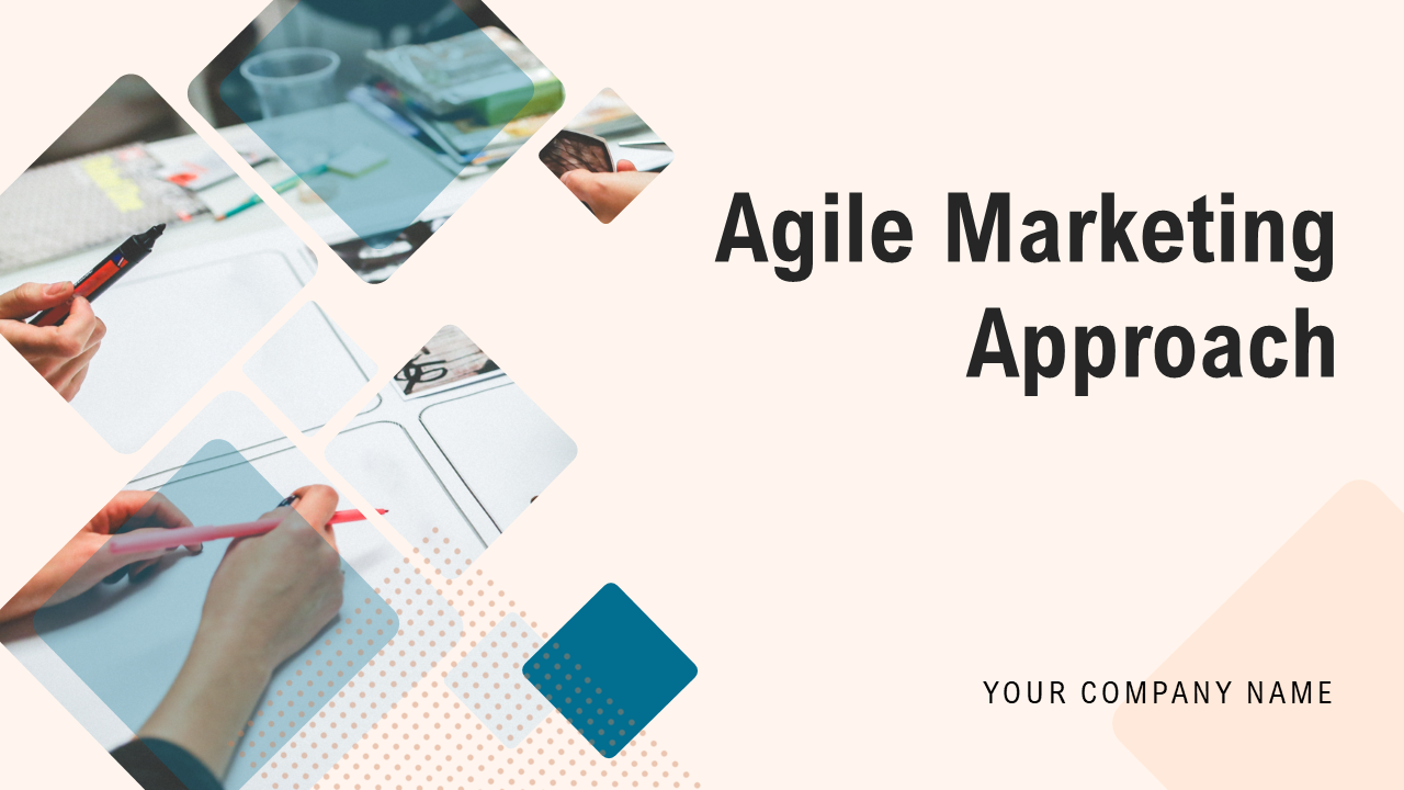 Agile Marketing Approach PowerPoint Presentation Slides