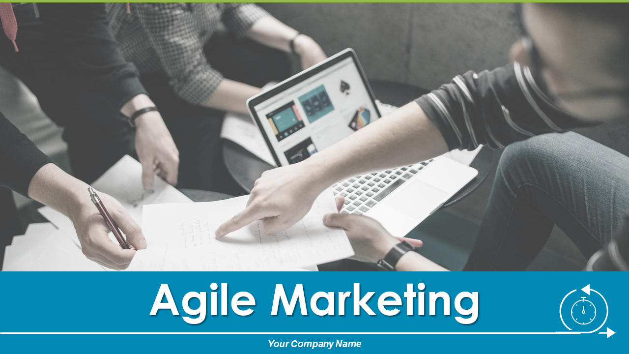 Agile Marketing PowerPoint Presentation Slides