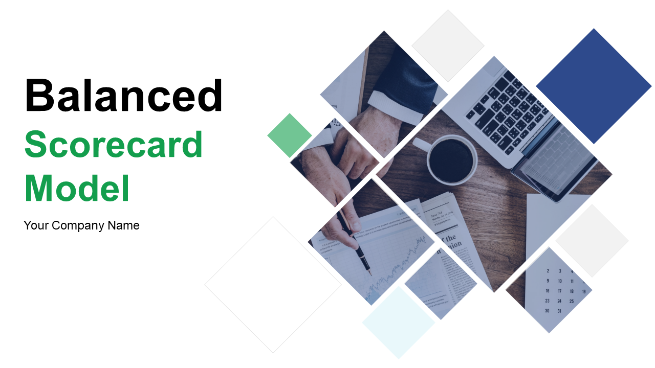 Balanced Scorecard Model PowerPoint Presentation Slides
