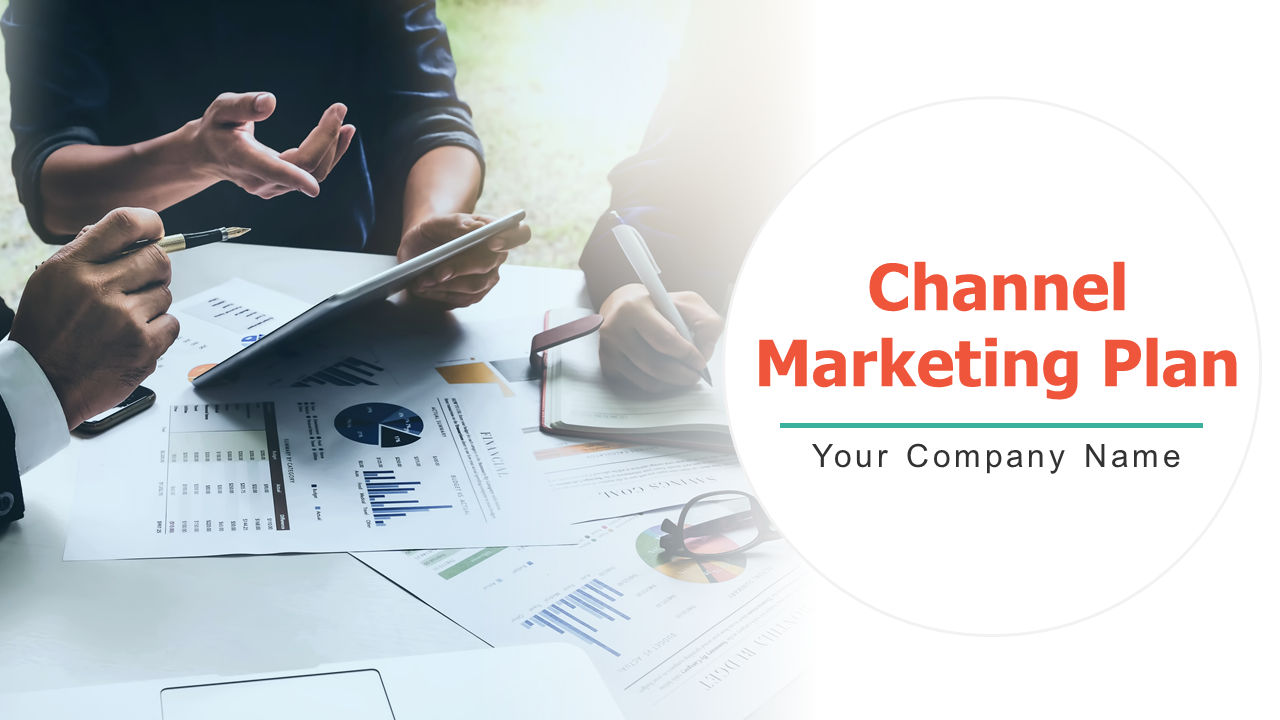 Channel Marketing Plan Template