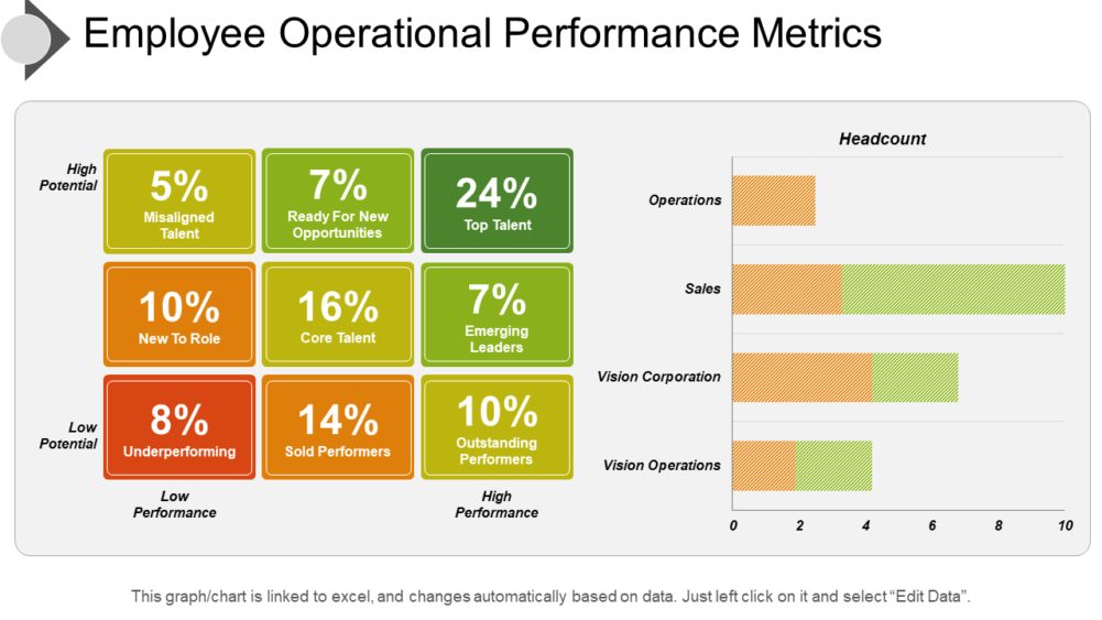 Employee Operational Performance Metrics