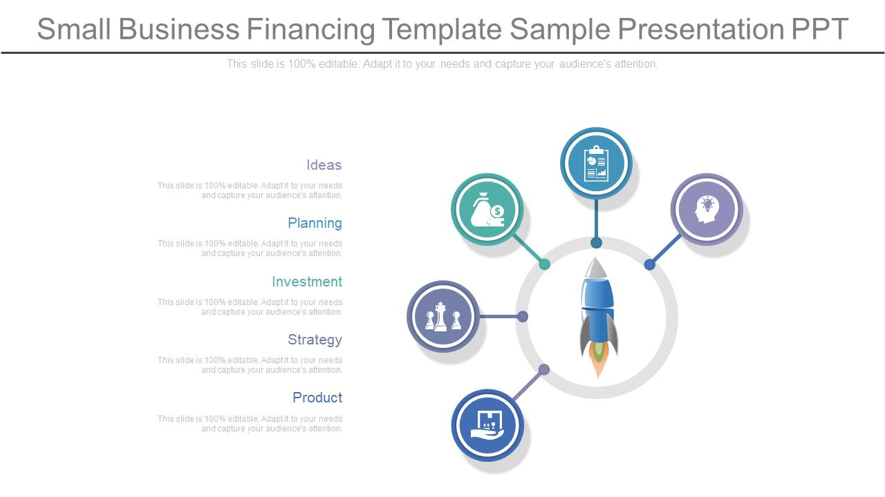 Finance Template 5