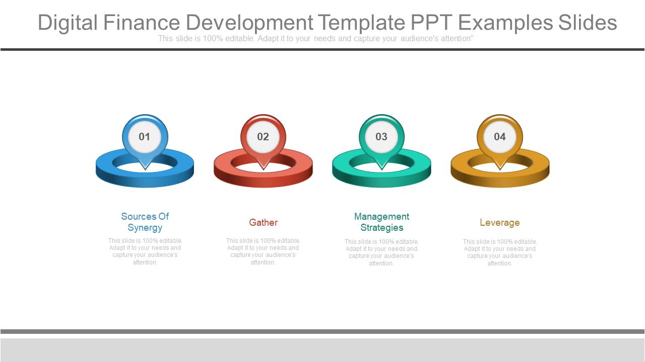 Finance Template 9
